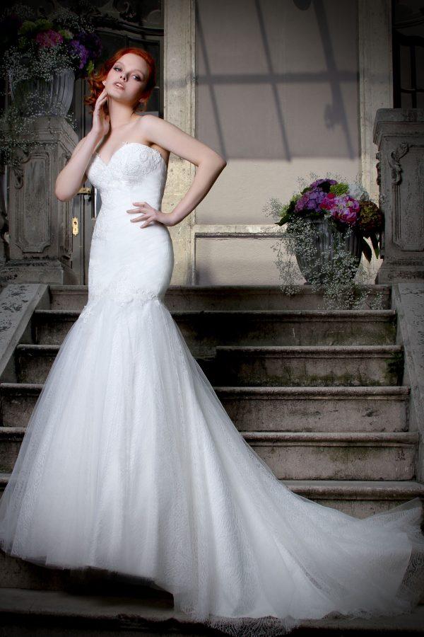Vestido de novia modelo 5775-501